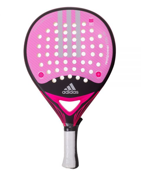 congestión Disfraz Fuera  Adidas Real Power Ctrl 1.8 Women | New 2018 rackets