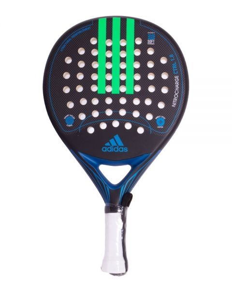 Shinkan en general Municipios  Adidas Nitrocharge Control 1.8 Blue | Rackets at the best price