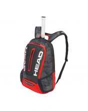 MOCHILA HEAD TOUR TEAM NEGRO ROJO