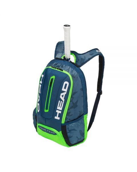 mochila-head-tour-team-backpack-marino-verde