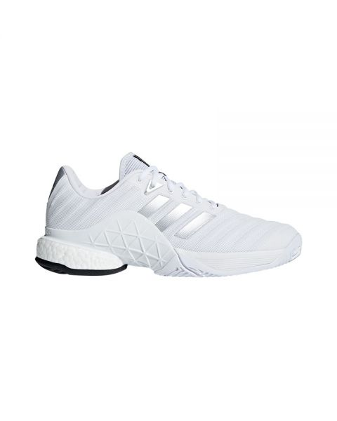 ADIDAS BARRICADE BOOST BLANCO DB1570