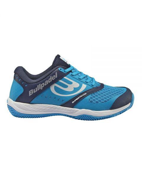 Zapatos azules Bullpadel para hombre MVY4eK
