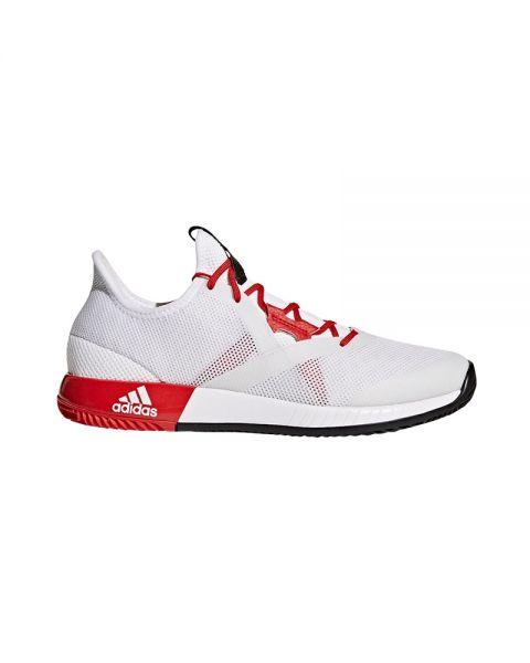 Adidas Adizero Defiant Bounce White Red