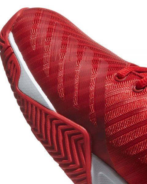 adidas court rojas