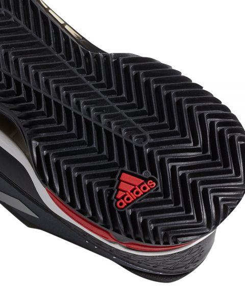 Adidas Barricade Club Clay Black   New
