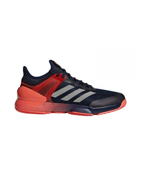 finest selection 5b9b4 e06b6 ADIDAS ADIZERO UBERSONIC 2 CLAY BLACK CM7747