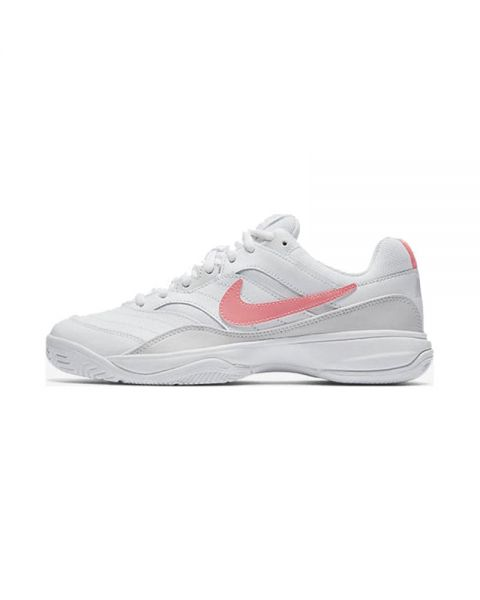 NIKE COURT LITE WOMEN WHITE LAVA N845048 113