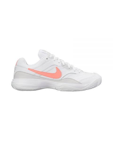 Court N845048 113 Lave Femme Nike Lite Blanc WE9HD2IY