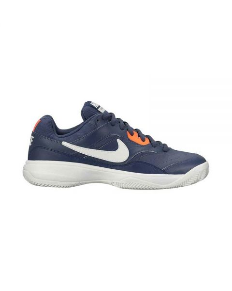 low priced 3a10e 011a1 NIKE COURT LITE CLY BLUE WHITE N845026 403