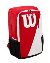 BACKPACK WILSON MATCH III RED WHITE