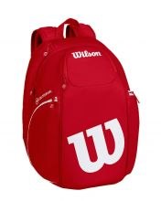BACKPACK WILSON VANCOUVER RED WHITE