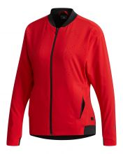 ADIDAS BARRICADE RED WOMEN JACKET