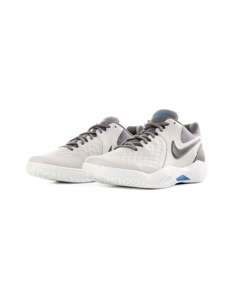 Ilustrar Dempsey cepillo  Nike Air Zoom Resistance Grey | Cheap padel and tennis shoes