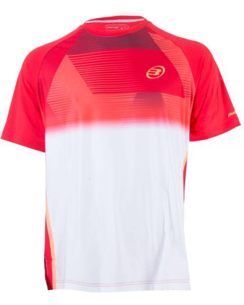 camiseta-bullpadel-ternate-rojo