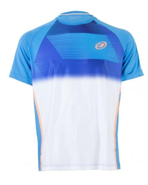 camiseta-bullpadel-ternate-cyan