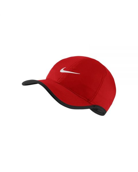 GORRA NIKE FEATHER LIGHT ROJo ad49e02db44