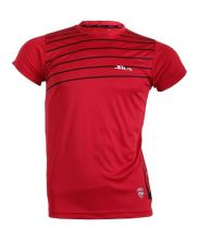 T SHIRT SIUX BREAK ROUGE JUNIOR