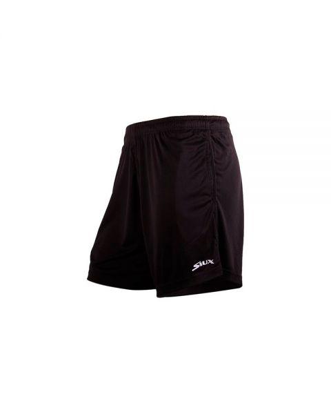Pantalón corto Siux Tour negro junior - Con bolsillos para pelotas 274a3b088db64