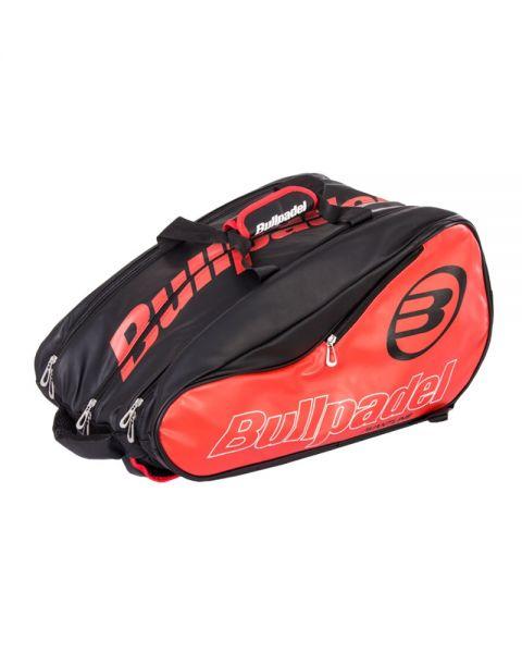c84bb7a0 Padel Racket Bag Bullpadel BPP-18003 PN 003 black red - Broad and ...