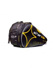 PADEL RACKET BAG STAR VIE PRO BLACK YELLOW