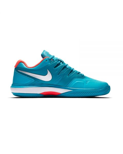 Nike Air Zoom Prestige Clay blue women - Maximum comfort cc1ac3ff9fdc7