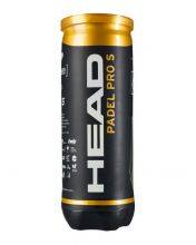 HEAD PADEL PRO S CAN OF BALLS