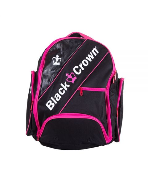 mochila-black-crown-negro-rosa