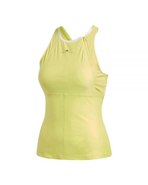 Almeja longitud Persona con experiencia  Camiseta de tirantes ADIDAS Stella McCartney Barricade Amarillo Mujer