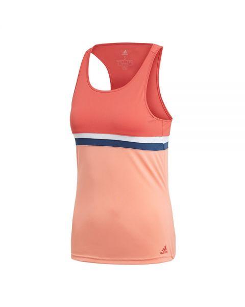 delicadeza girar Lío  Camiseta sin mangas ADIDAS Club coral mujer - Máxima frescura