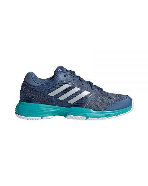 adidas-barricade-club-gris-azul-mujer-ah2098, 53.80 EUR @ padelnuestro-es