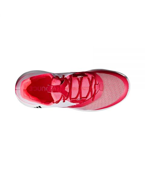 fc8714941 ADIDAS Adizero Defiant Bounce Pink White Women - Great fit