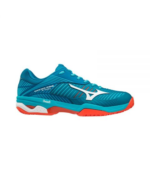 Mizuno Wave Exceed Tour 3 Turquoise - Light and comfortable 4c7feda092e