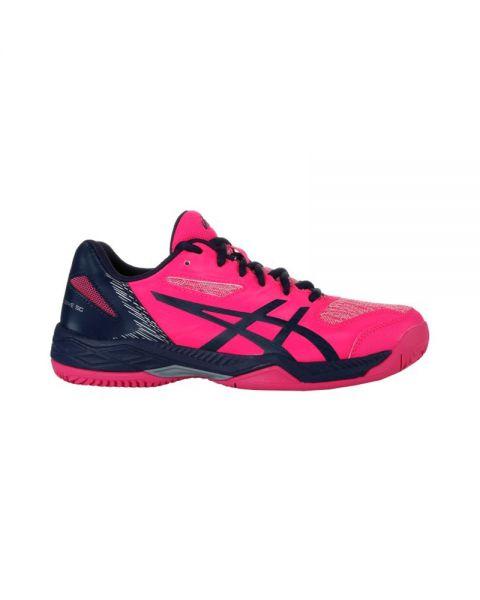 Asics Gel Padel Exclusive 5 SG Rosa Mujer - Confort y estilo b5298bb847fe7