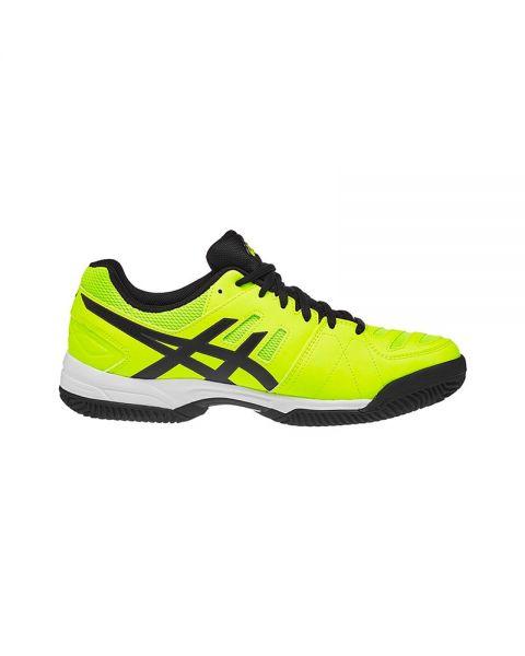 Todo el tiempo segunda mano Literatura  Asics Gel Padel Pro 3 SG Yellow Fluor Black - Padel shoes