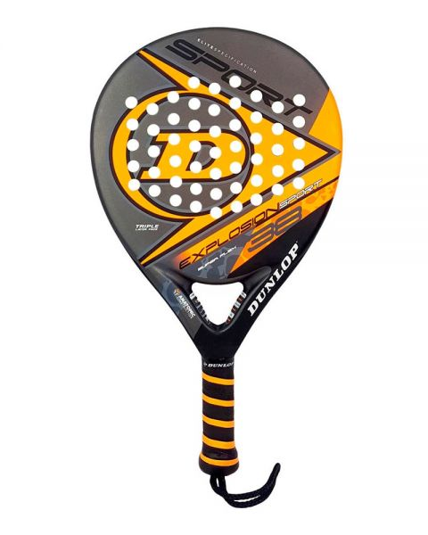 5bb39177 Dunlop Explosion Sport Naranja Fluor - Gran potencia