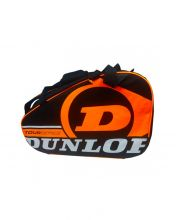 DUNLOP TOUR COMPETITION BLACK ORANGE PADEL RACKET BAG