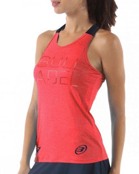 camiseta-bullpadel-valella-rojo-mujer