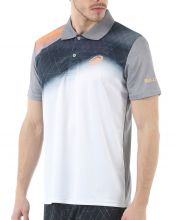 POLO BULLPADEL INCOG BLANCO GRIS