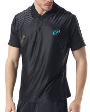 POLO BULLPADEL IMPOS NEGRO