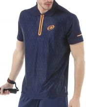 BULLPADEL IRECAI NAVY BLUE POLO SHIRT