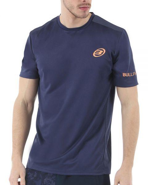 camiseta-bullpadel-icini-azul-marino