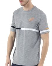 CAMISETA BULLPADEL INTRIA GRIS
