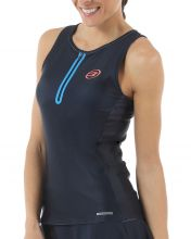 BULLPADEL VALDEMA NAVY BLUE WOMEN SHIRT
