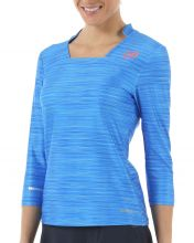 BULLPADEL VALBON BLUE WOMEN SHIRT