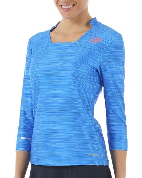 camiseta-bullpadel-valbon-azul-mujer