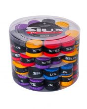 SIUX 60 UNITS SEVERAL COLOURS OVERGRIP BIN