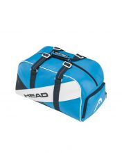 BOLSA TENIS HEAD 4 MAJOR CLUB AZUL BLANCO