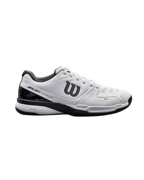 meet f21cb d0e06 WILSON RUSH COMP CLAY COURT WHITE BLACK WRS324220
