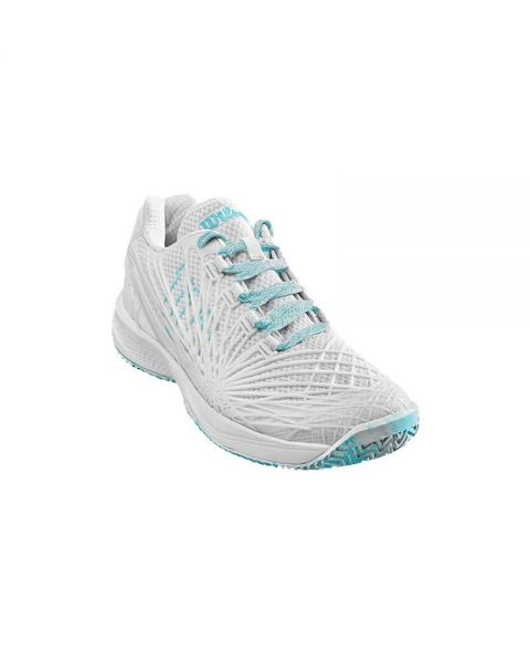 WILSON KAOS 2.0 WHITE BLUE WOMEN WRS324650