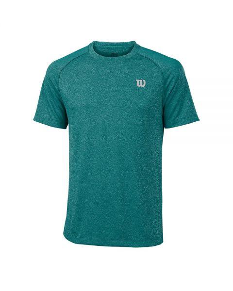 camiseta-wilson-core-crew-verde